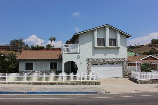 631 Meadowbrook, San Diego, CA 92114 (#190014922) :: Allison James Estates and Homes