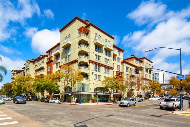 1501 Front St #329, San Diego, CA 92101 (#190015058) :: Coldwell Banker Residential Brokerage