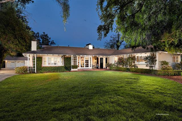 6165 Mimulus, Rancho Santa Fe, CA 92067 (#190015180) :: Coldwell Banker Residential Brokerage