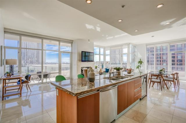 550 Front St #608, San Diego, CA 92101 (#190015237) :: Coldwell Banker Residential Brokerage