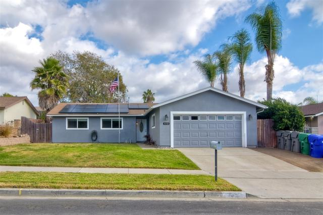 612 Charles Dr, Oceanside, CA 92057 (#190015240) :: The Yarbrough Group