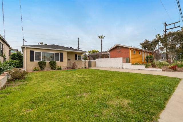 2542 Haller St, San Diego, CA 92104 (#190015278) :: Keller Williams - Triolo Realty Group