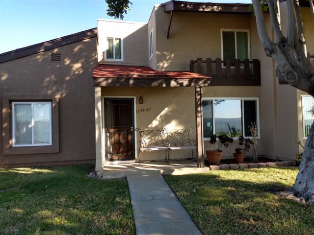 1595 Mendocino Drive #47, Chula Vista, CA 91911 (#190015338) :: Allison James Estates and Homes