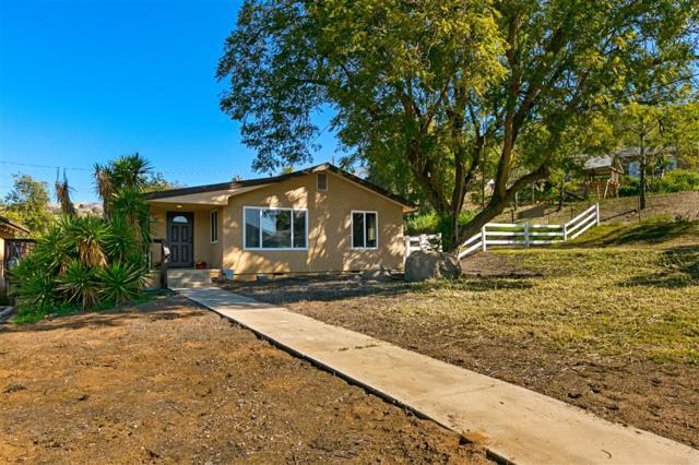 15652 Las Lomas Rd., El Cajon, CA 92021 (#190015342) :: Coldwell Banker Residential Brokerage