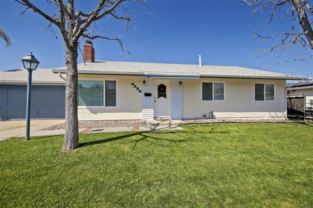 8625 Avenida Marco, El Cajon, CA 92021 (#190015365) :: Coldwell Banker Residential Brokerage