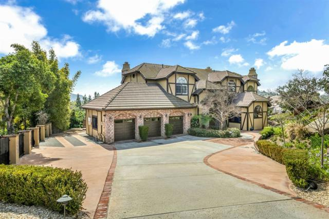 1363 Merritt Dr, El Cajon, CA 92020 (#190015415) :: Neuman & Neuman Real Estate Inc.