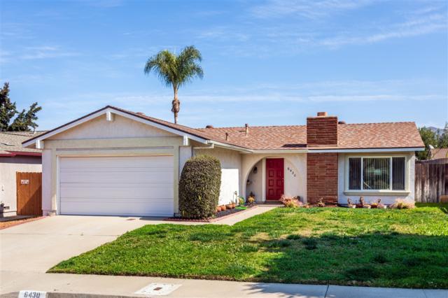 6430 Oakridge Rd, San Diego, CA 92120 (#190015417) :: Neuman & Neuman Real Estate Inc.