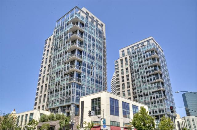 645 Front St #1609, San Diego, CA 92101 (#190015432) :: Coldwell Banker Residential Brokerage