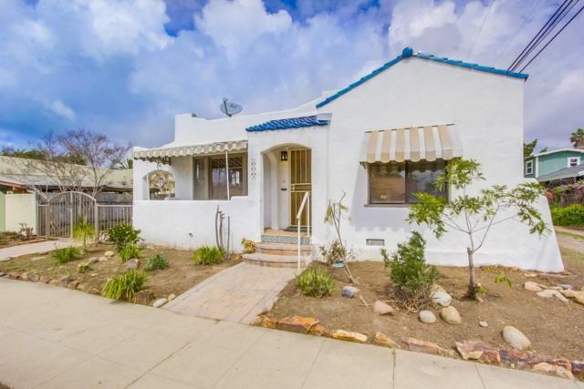 3318 Dwight Street, San Diego, CA 92104 (#190015458) :: Neuman & Neuman Real Estate Inc.