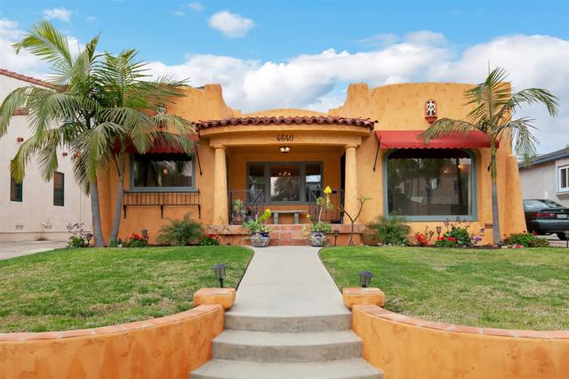 4640 W Talmadge Drive, San Diego, CA 92116 (#190015482) :: Neuman & Neuman Real Estate Inc.