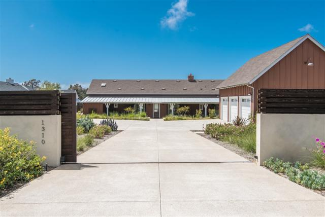 1310 Lake Dr, Encinitas, CA 92024 (#190015518) :: Coldwell Banker Residential Brokerage
