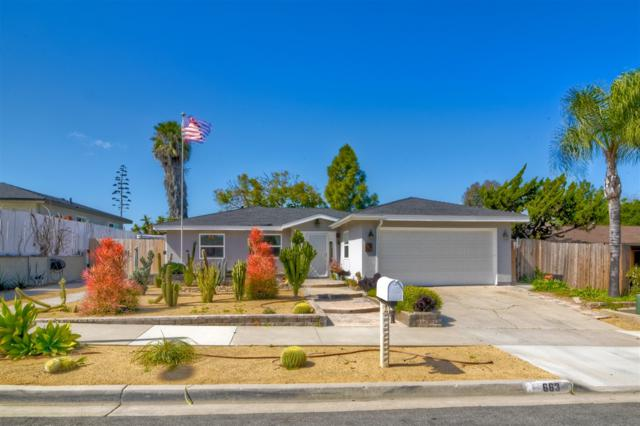 663 Parker St, Oceanside, CA 92057 (#190015521) :: Neuman & Neuman Real Estate Inc.