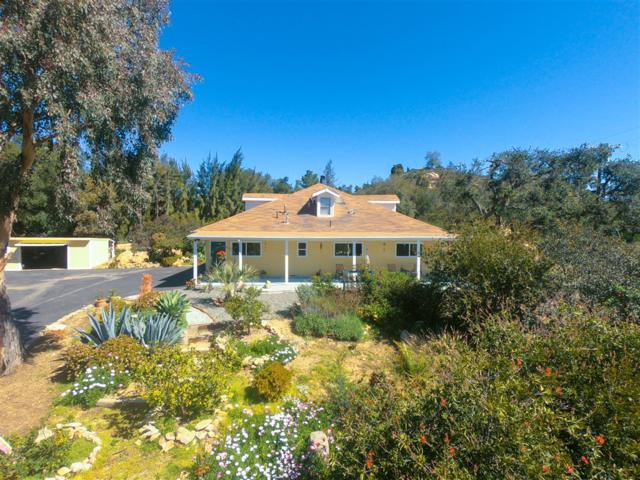 6460 Rainbow Heights Rd., Fallbrook, CA 92028 (#190015562) :: Coldwell Banker Residential Brokerage