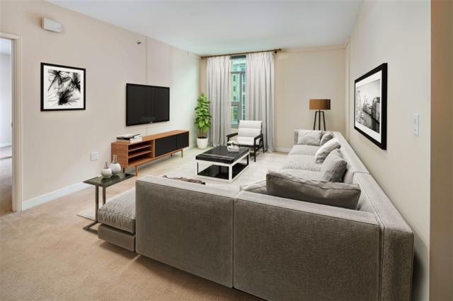425 W Beech St. #314, San Diego, CA 92101 (#190015572) :: Pugh | Tomasi & Associates
