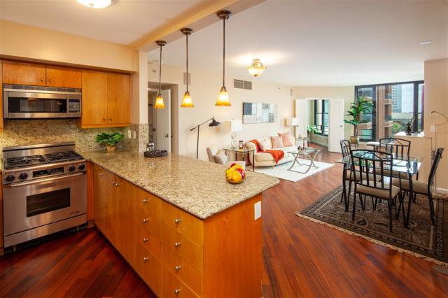500 W Harbor Dr. #712, San Diego, CA 92101 (#190015622) :: Keller Williams - Triolo Realty Group