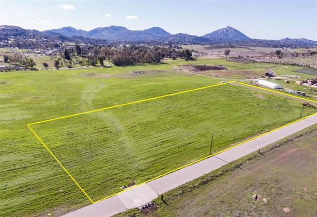 4.29 acres Rancho Maria Lane #2, Ramona, CA 92065 (#190015631) :: Neuman & Neuman Real Estate Inc.