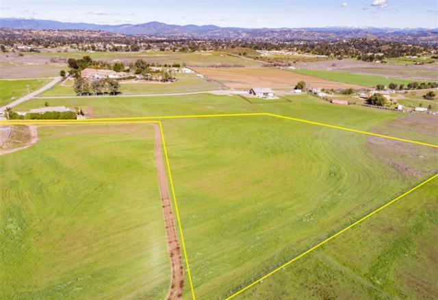 8.38 acres Rancho Maria Lane #3, Ramona, CA 92065 (#190015634) :: Neuman & Neuman Real Estate Inc.