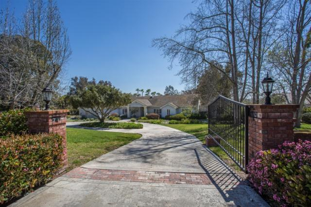6191 Rancho Diegueno, Rancho Santa Fe, CA 92067 (#190015728) :: The Yarbrough Group