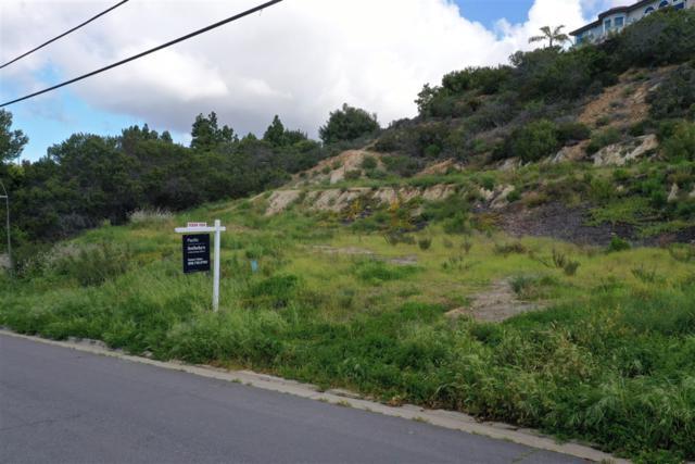 lot 10 San Julio #10, Del Mar, CA 92014 (#190015741) :: Farland Realty
