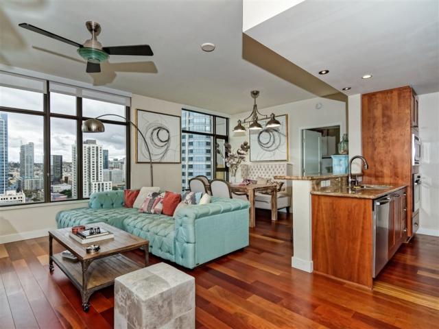 700 W E St #1603, San Diego, CA 92101 (#190015748) :: Keller Williams - Triolo Realty Group