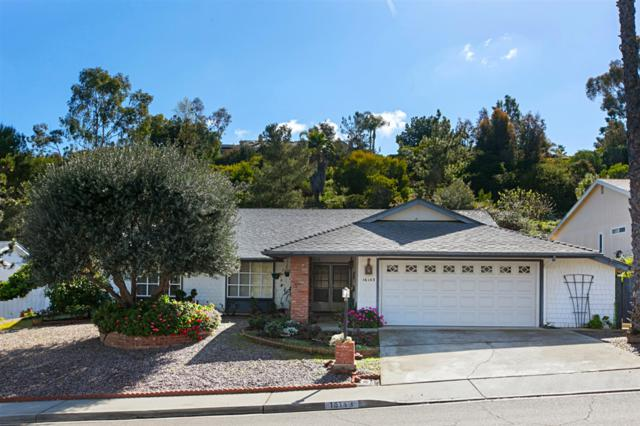 16143 Selva Drive, San Diego, CA 92128 (#190015776) :: Coldwell Banker Residential Brokerage
