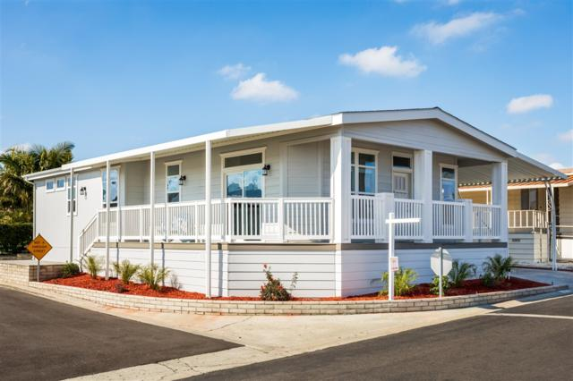 650 S Rancho Santa Fe Road #107, San Marcos, CA 92078 (#190015782) :: Coldwell Banker Residential Brokerage