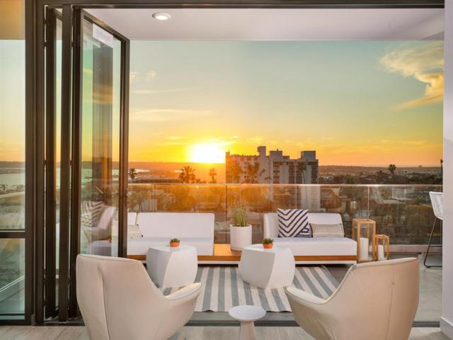 2604 5th Avnue #703, San Diego, CA 92103 (#190015789) :: Coldwell Banker Residential Brokerage