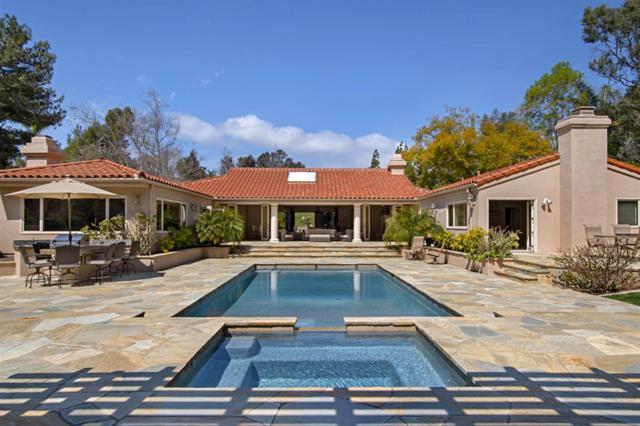 16761 Avenida Arroyo Pasajero, Rancho Santa Fe, CA 92067 (#190015810) :: The Yarbrough Group