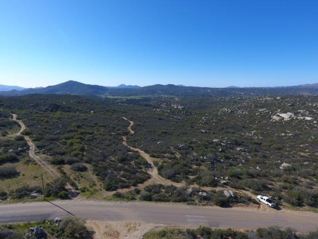 2 Harris Ranch Rd. #2, Potrero, CA 91963 (#190016642) :: Whissel Realty