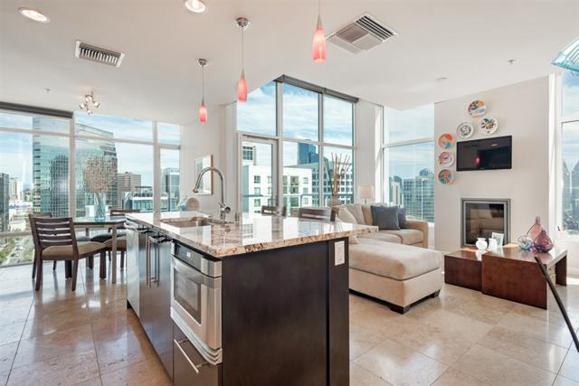 1262 Kettner Blvd #2303, San Diego, CA 92101 (#190016770) :: Pugh | Tomasi & Associates