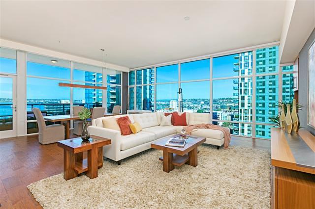 1262 Kettner Blvd #1501, San Diego, CA 92101 (#190016934) :: Pugh | Tomasi & Associates