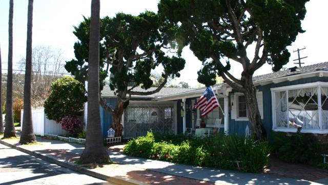 2233 Vallecitos, La Jolla, CA 92037 (#190017106) :: Coldwell Banker Residential Brokerage