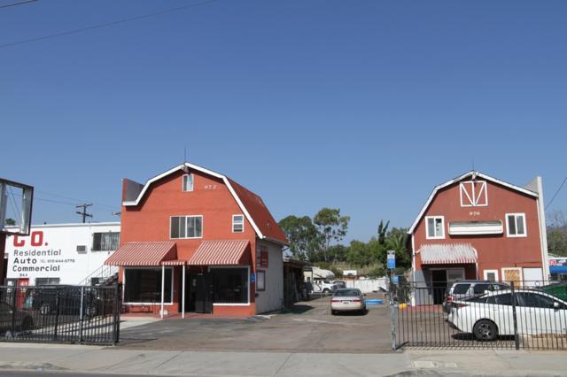 976 Broadway, El Cajon, CA 92021 (#190017463) :: Whissel Realty