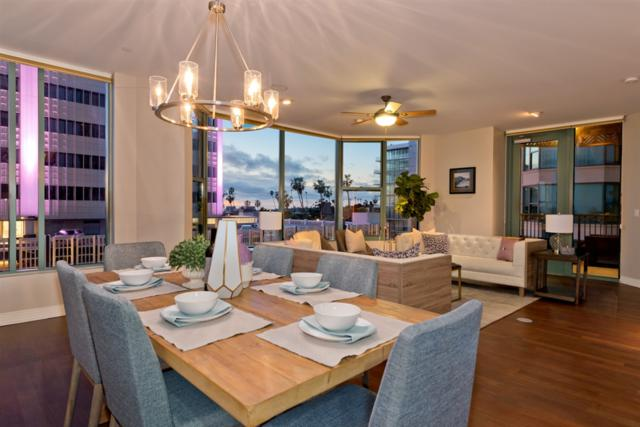 2500 6th Ave #508, San Diego, CA 92103 (#190017604) :: Coldwell Banker Residential Brokerage