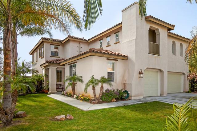 1053 Crows Nest Court, Oceanside, CA 92057 (#190017927) :: Farland Realty