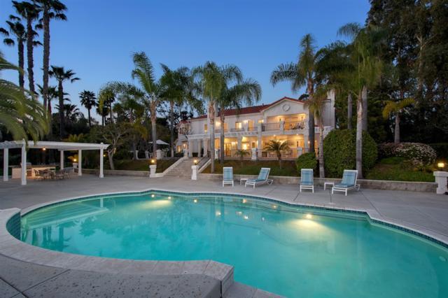 7404 Luna De Oro, Rancho Santa Fe, CA 92067 (#190018305) :: Coldwell Banker Residential Brokerage