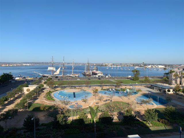 1431 Pacific Highway #807, San Diego, CA 92101 (#190018527) :: Welcome to San Diego Real Estate