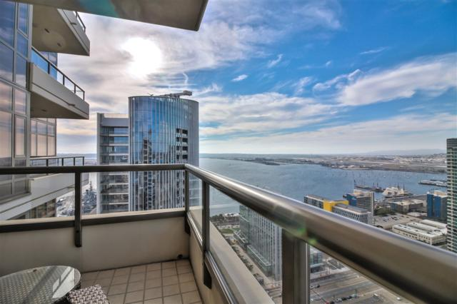 700 W E Street #3703, San Diego, CA 92101 (#190018622) :: Coldwell Banker Residential Brokerage