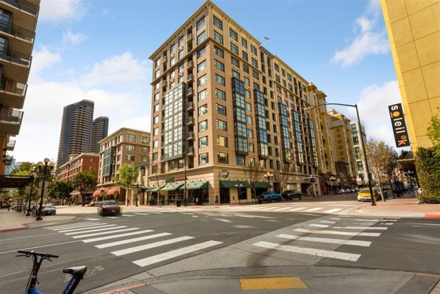 530 K St #607, San Diego, CA 92101 (#190018858) :: Pugh   Tomasi & Associates