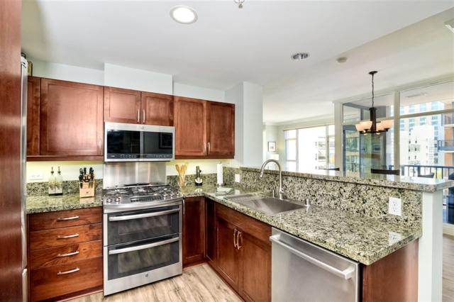 530 K St #413, San Diego, CA 92101 (#190018907) :: Coldwell Banker Residential Brokerage