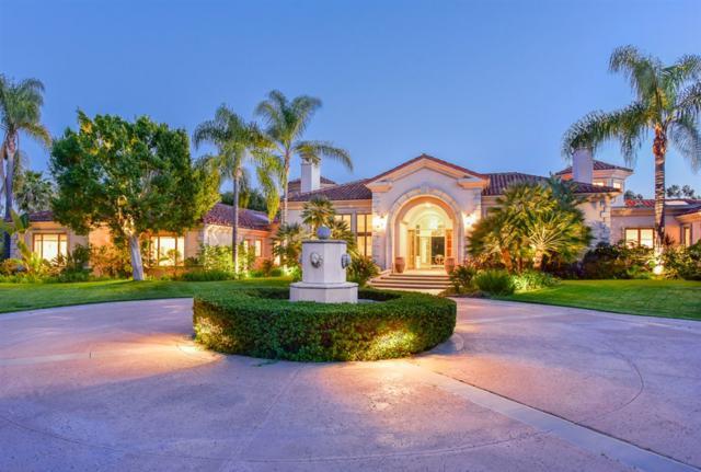 6655 Primero Izquierdo, Rancho Santa Fe, CA 92067 (#190019106) :: Coldwell Banker Residential Brokerage