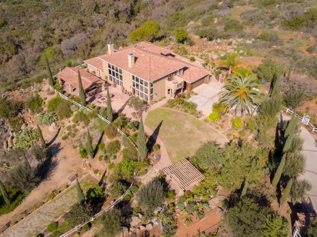4224 Canyon De Oro, Escondido, CA 92029 (#190019663) :: Coldwell Banker Residential Brokerage
