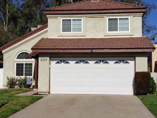 2331 Lake Forest Street, Escondido, CA 92026 (#190019685) :: Whissel Realty