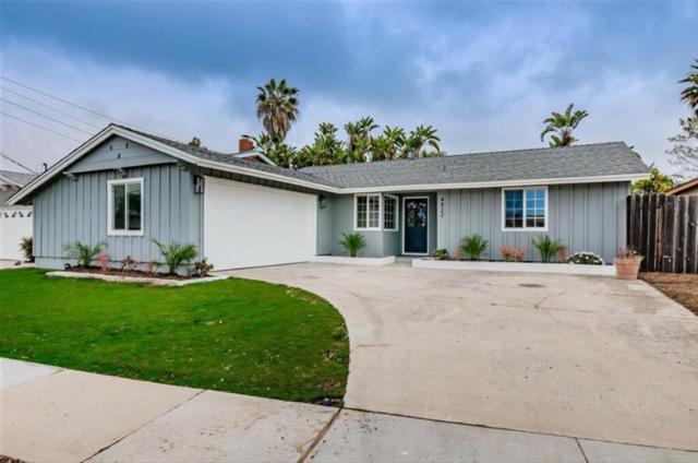 4822 Mount Almagosa Dr, San Diego, CA 92111 (#190019731) :: Ascent Real Estate, Inc.