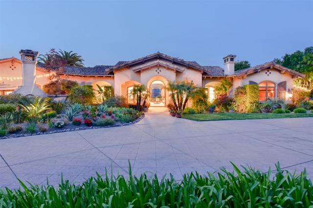 17571 El Vuelo, Rancho Santa Fe, CA 92067 (#190019793) :: Whissel Realty