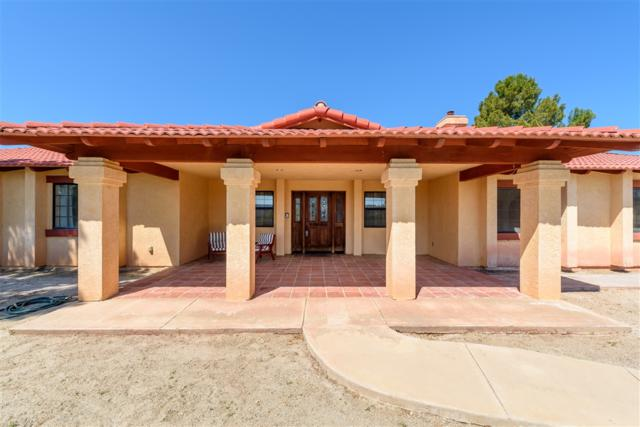 2366 Phelps Rd, Campo, CA 91906 (#190019917) :: Coldwell Banker Residential Brokerage