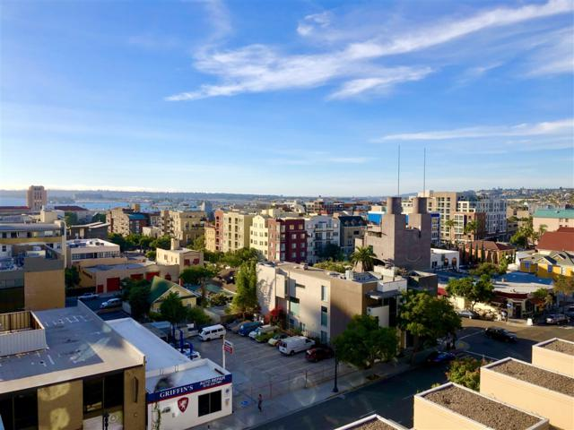 300 W Beech St #804, San Diego, CA 92101 (#190019947) :: Welcome to San Diego Real Estate