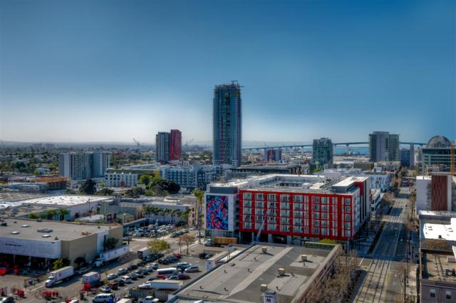 1080 Park Blvd #1214, San Diego, CA 92101 (#190019953) :: Pugh | Tomasi & Associates