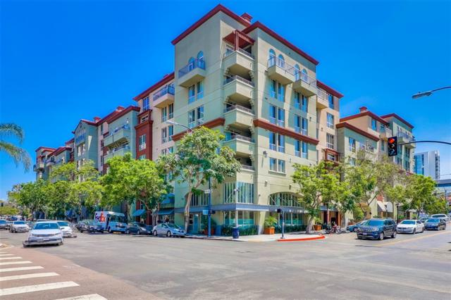 1501 Front St #507, San Diego, CA 92101 (#190020307) :: Welcome to San Diego Real Estate