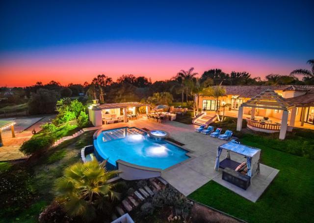 3725 Via Cara Loma, Encinitas, CA 92024 (#190020330) :: Neuman & Neuman Real Estate Inc.